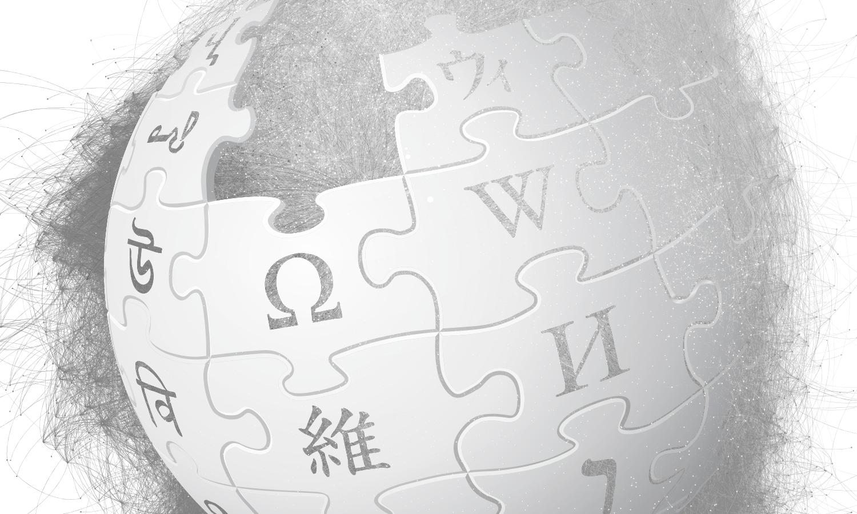 Wikipedia network
